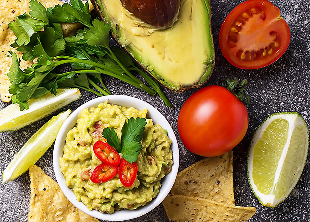 Mexican Guacamole. ©CanStock Photo Inc/yulka3ice