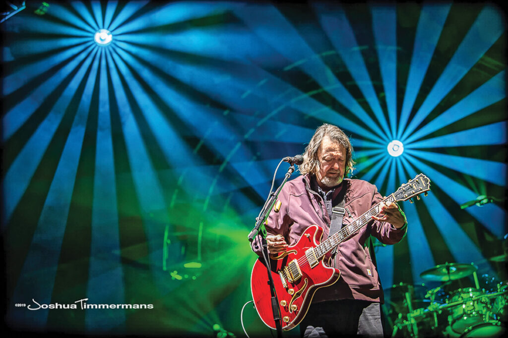 Rock band Widespread Panic will be the first major act to perform at the new Riverfront Park Amphitheater in downtown Wilmington.  © Josh Timmermans | Noble Visions